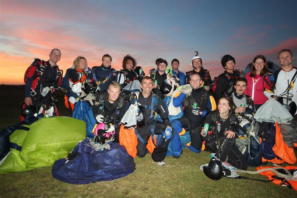 Skydiving Community