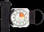Silver Galaxy Altimeter