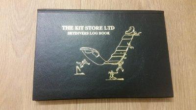 TKS Logbook Cover
