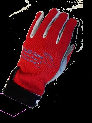 Summer TKS Gloves Red
