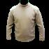 Brown pin jumper