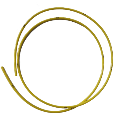 Yellow Lolon 3 ring cable