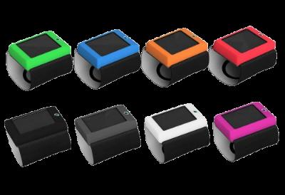 Coloured mounts