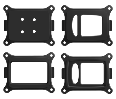 Fuel Side Plates