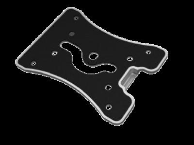 Cookie Flatlock Plate