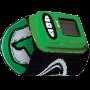 Viso Wristmount Green