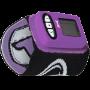 Viso Wristmount Purple