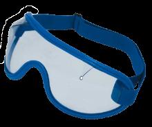 Super soft goggles, blue