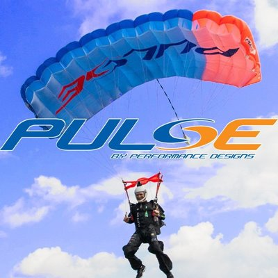 Pulse and logo