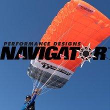 Navigator and logo