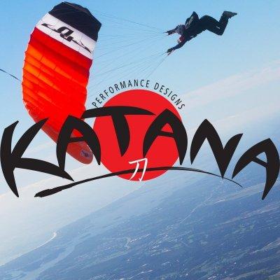 Katana and logo