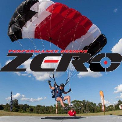 Zero and logo