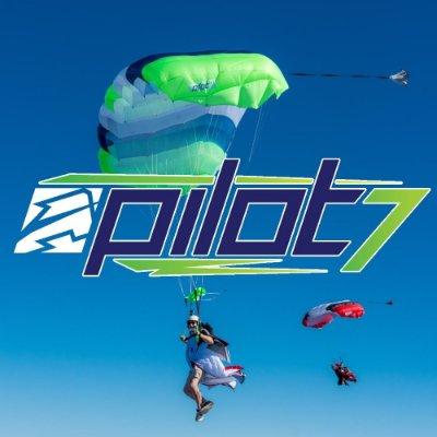 Pilot 7 and logo