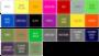 Soft reserve handle colours